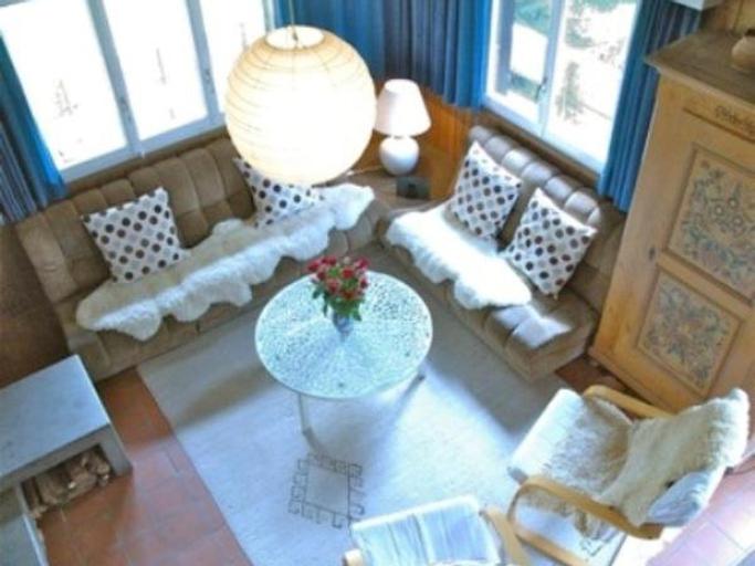 La Sauterelle - Three Bedroom, Frutigen