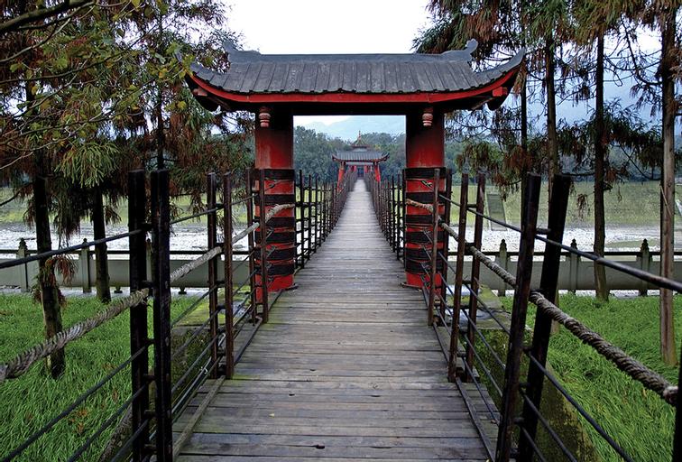 Six Senses Qing Cheng Mountain, Ngawa Tibetan and Qiang