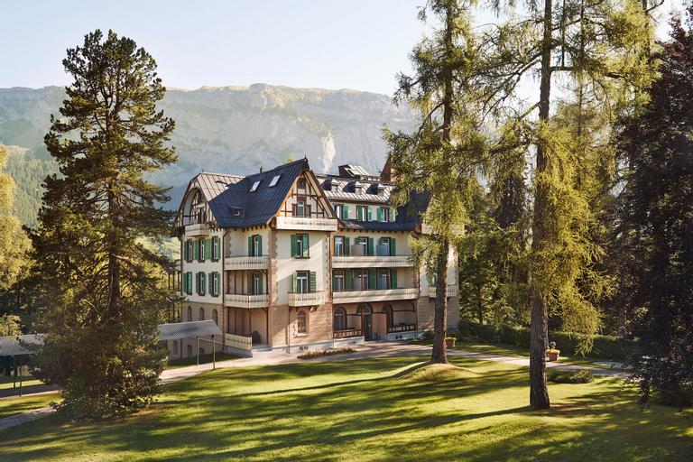 Waldhaus Flims - Villa Silvana, Imboden
