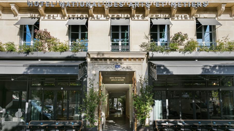 Hôtel National Arts et Métiers, Paris