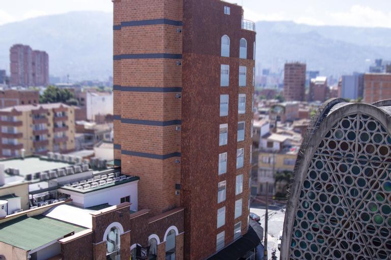 Hotel El Portón de San Joaquín, Medellín