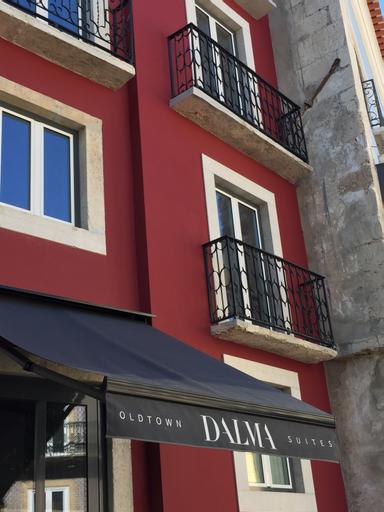 Dalma Old Town Suites, Lisboa