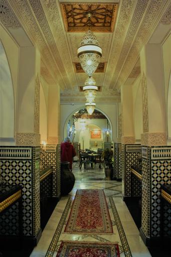 Palais Zahia, Tanger-Assilah