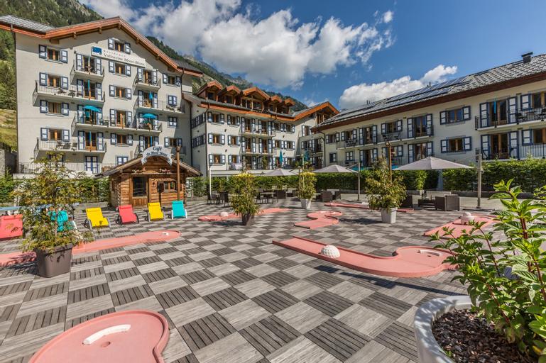 Résidence & Spa Vallorcine Mont-Blanc, Haute-Savoie