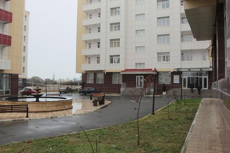Kaspia Gabala City, Qəbələ