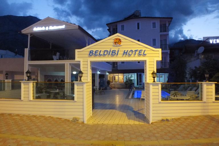 Hotel Beldibi, Merkez