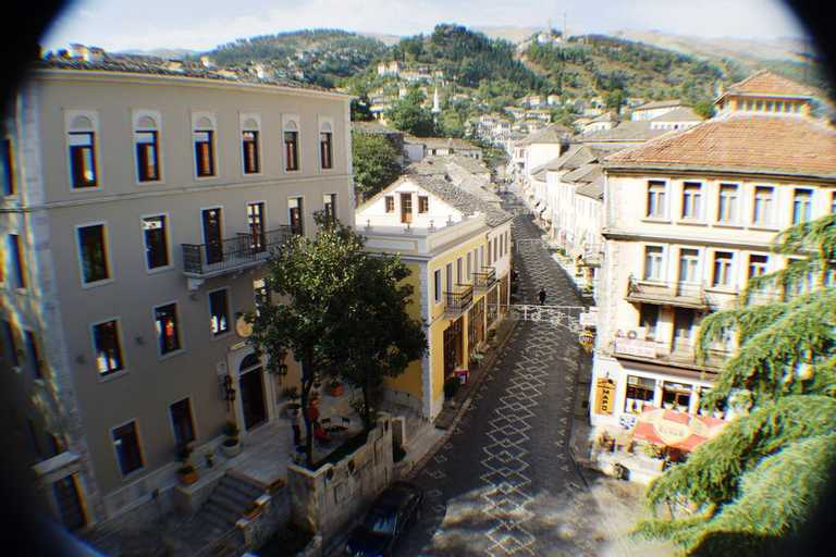 Argjiro hotel Gjirokaster, Gjirokastrës