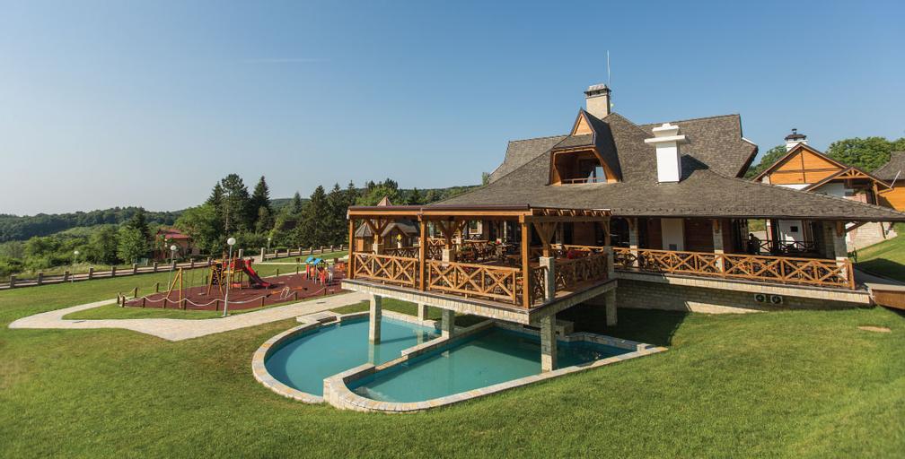 Etno Naselje Vrnicka Kula, Irig