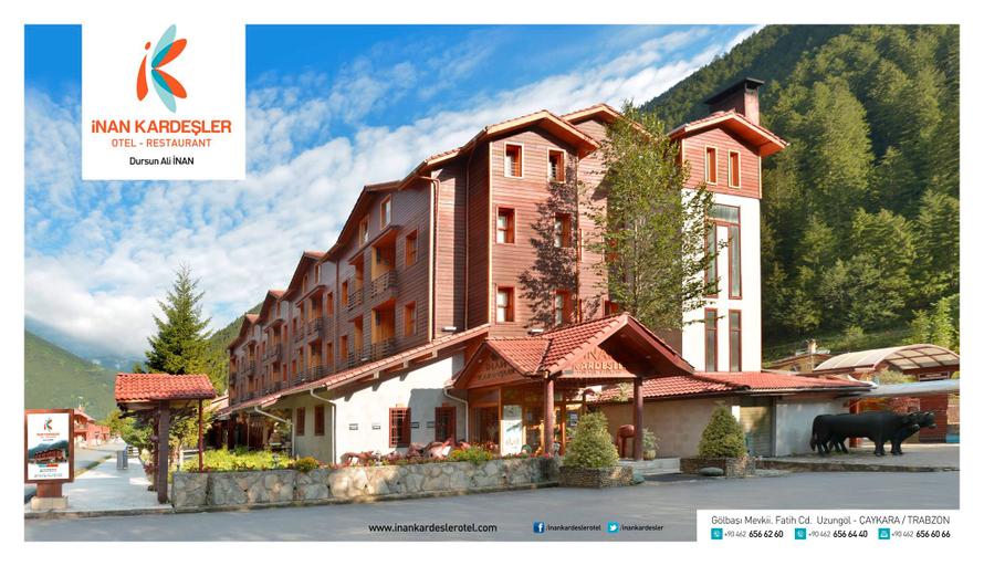 Inan Kardesler Hotel, Çaykara