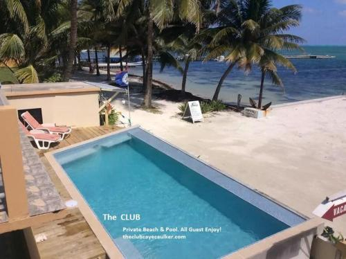 Ocean Front Condos The Club at Caye Caulker,