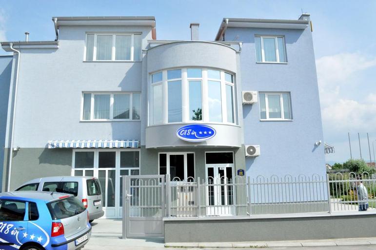 Hotel 018 In Nis, Niš