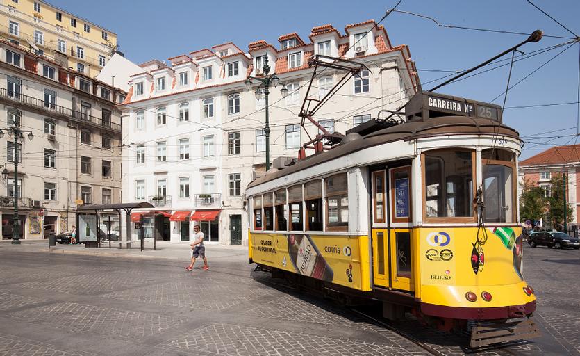 Corpo Santo Lisbon Historical Hotel, Lisboa