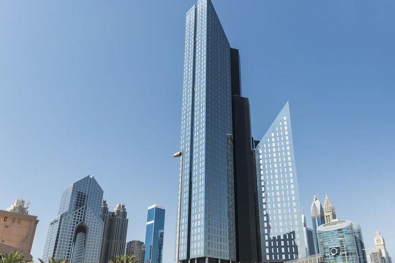 Dream Inn Dubai Apartments Duplex Ctrl Park Tower,