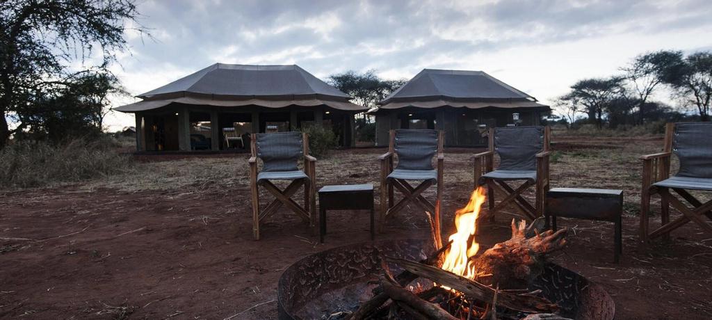 Kichuguu camp, Babati