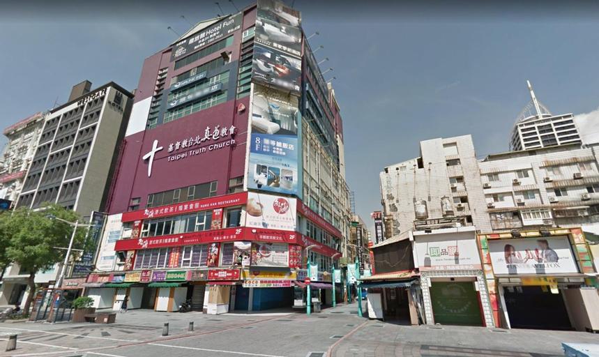 Diary of Ximen, Taipei City