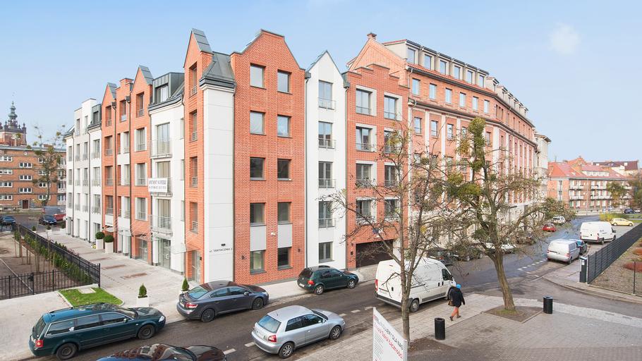Dom & House – Apartments Old Town Tartaczna, Gdańsk City