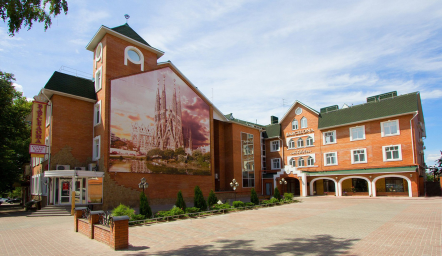 Hotel Barcelona, Ul'yanovsk
