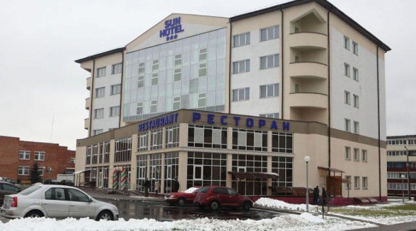Sun Hotel, Astravyets