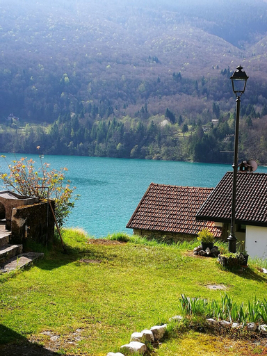 House With 3 Bedrooms in Barcis, With Wonderful Lake View - 100 km Fro, Pordenone