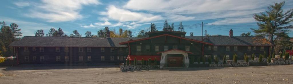 Manoir Alpine, Les Pays-d'en-Haut