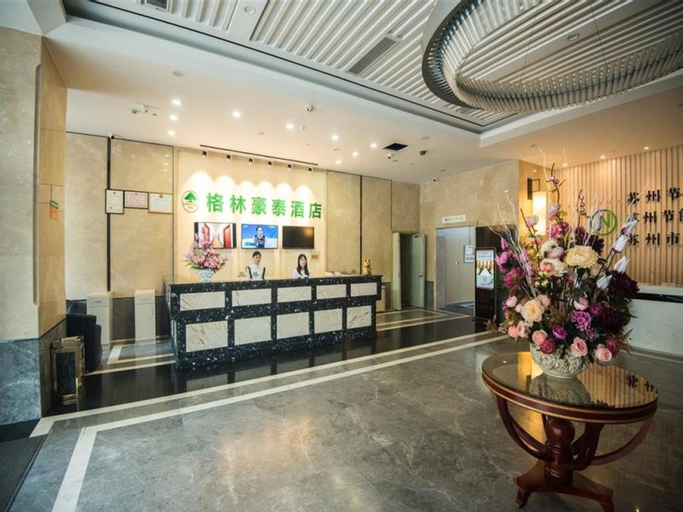 GreenTree Inn Suzhou Dongwu North Road Business Ho, Suzhou