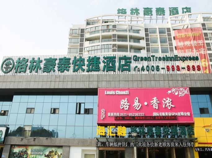 GreenTree Inn  WoDe Square Express Hotel, Zhenjiang