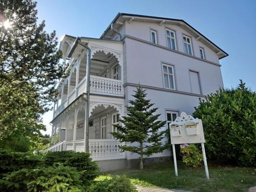 Ferienwohnungen in Badervilla mit Ostseeblick, Vorpommern-Rügen