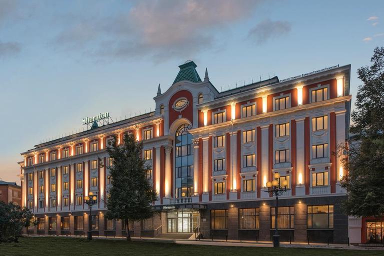 Sheraton Nizhny Novgorod Kremlin, Nizhniy Novgorod gorsovet