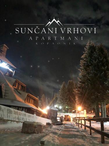 Apartments Dusan Kopaonik, Brus