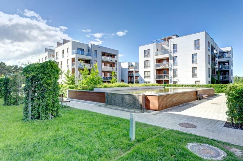 Dom & House - Apartamenty Nadmorski Dwor, Gdańsk City
