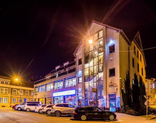 Hotel Restauracja Teczowa, Lubań