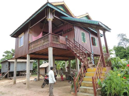 Sao Sokha Homestay 26, Phnum Sruoch