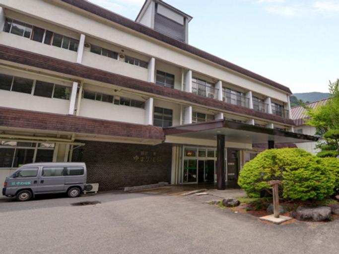 Shima Onsen Yuzurihaso Hot spring Inn, Nakanojō
