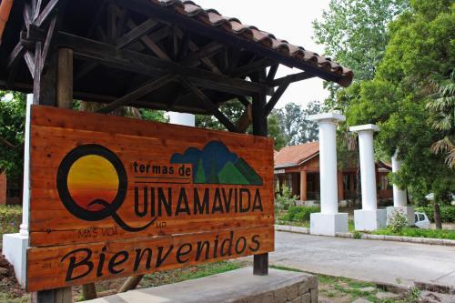 Hotel Termas de Quinamavida, Linares