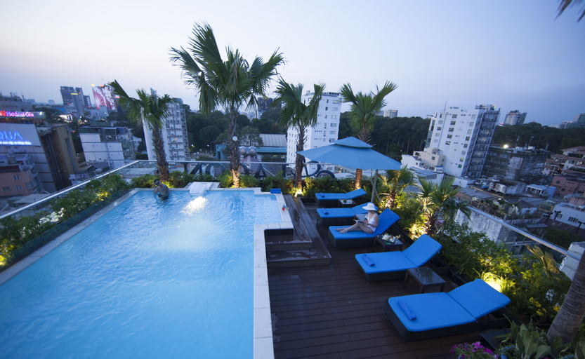 Alagon Saigon Hotel & Spa, Quận 1