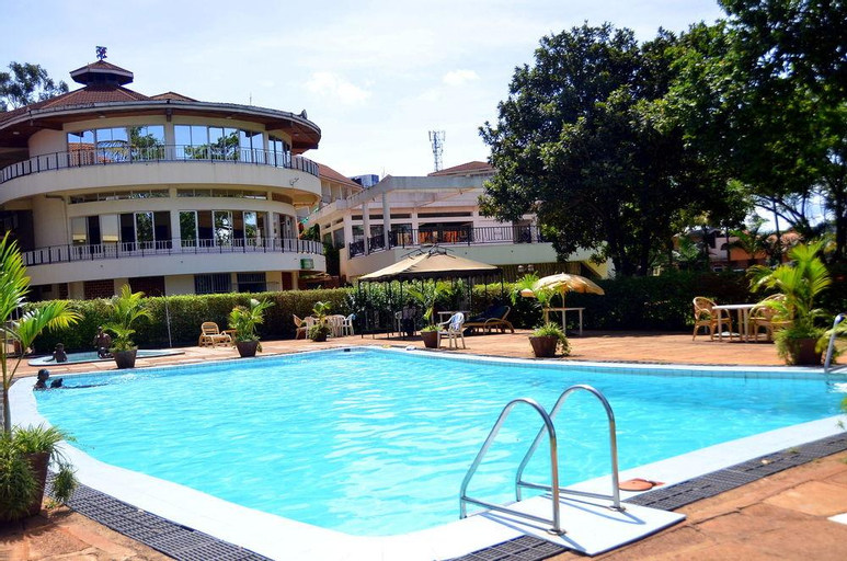Fairway Hotel & Spa, Kampala