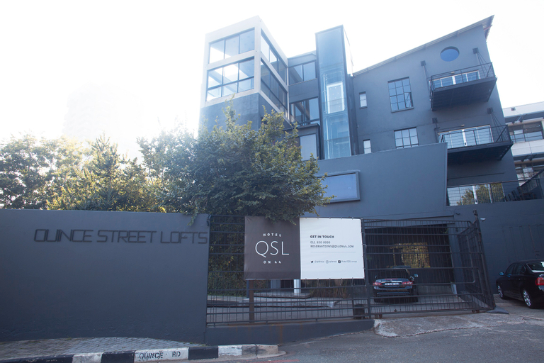 Hotel QSL ON 44, City of Johannesburg