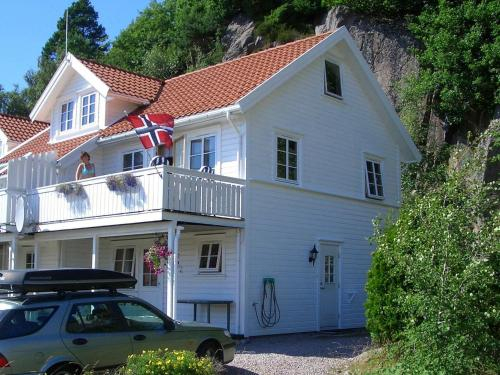 Four-Bedroom Holiday home in Lindesnesnes 1, Lindesnes