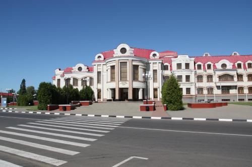 Prokhorovskoye Pole Hotel, Prokhorovskiy rayon