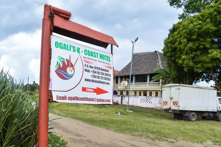 Ogalis K Coast Hotel, Garissa Township