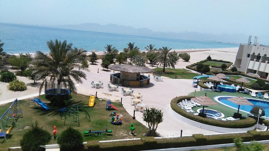 Dibba Beach Resort, Diba