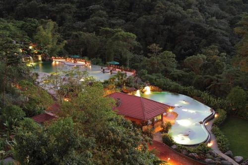 Peace Lodge, Heredia