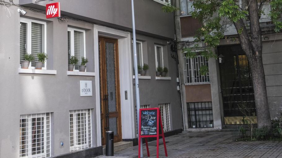 D Door Hotel Boutique, Santiago