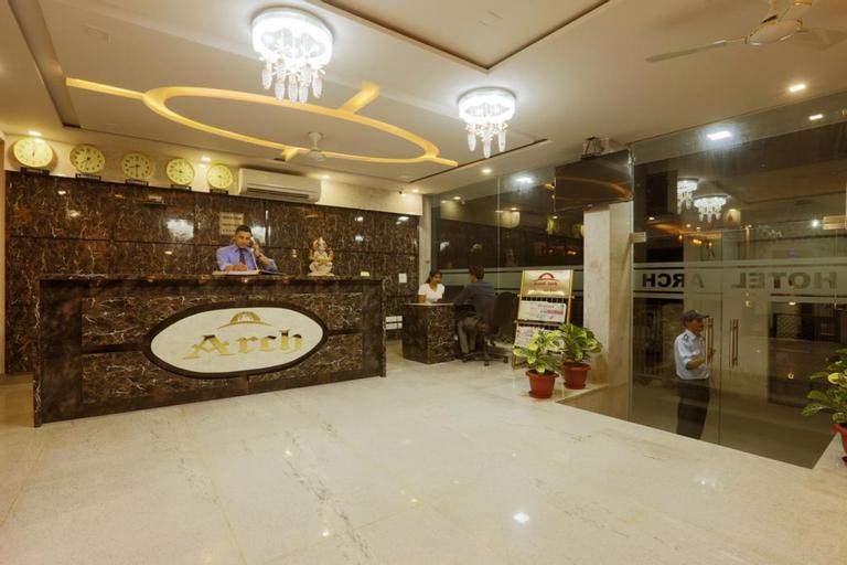 Hotel Gulshan New Delhi International Airport, West