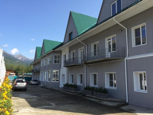 Hotel Irkut, Tunkinskiy rayon