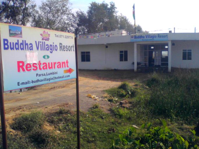 Om Buddha Villagio Resort, Lumbini