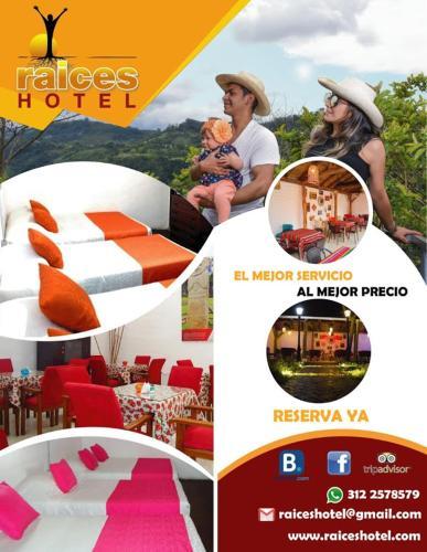 Raices Hotel San Agustin, Isnos