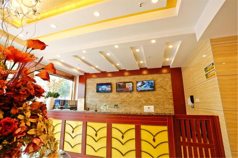 GreenTree Inn JiangSu Changzhou Dinosaur Park Glob, Wuxi