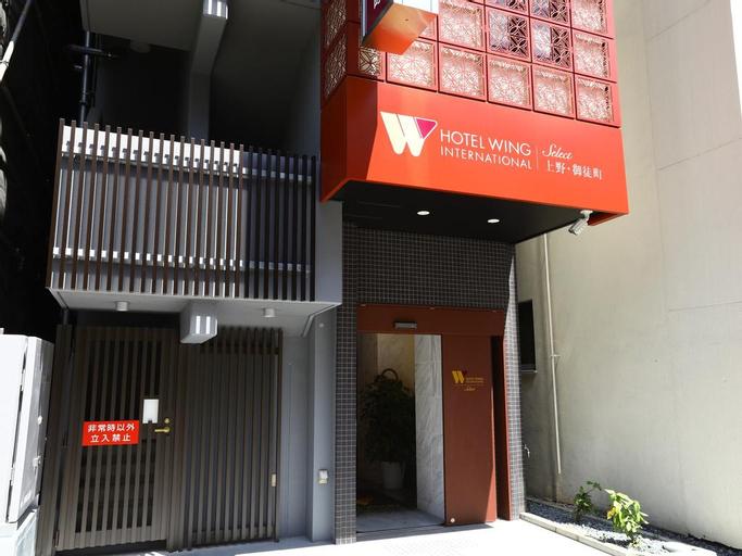 Hotel Wing International Select Ueno-Okachimachi, Taitō