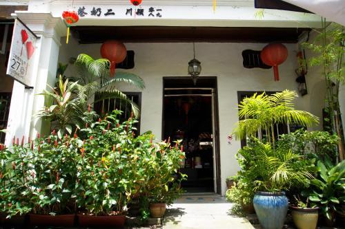 27 Concubine Lane, Kinta